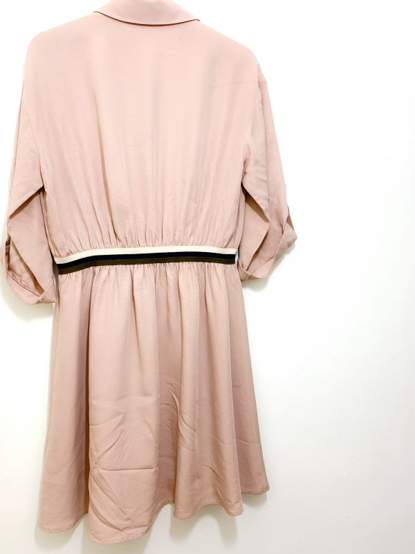 Robe Chic Nude T38